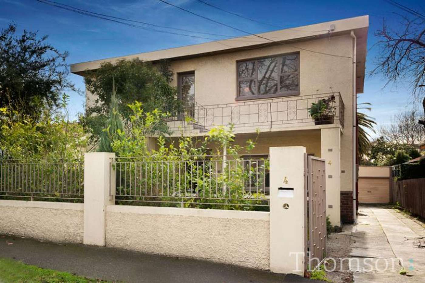 Main view of Homely townhouse listing, 4A Coleridge Street, Elwood VIC 3184
