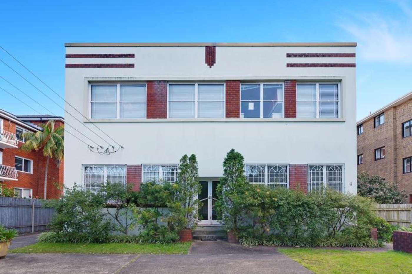 Main view of Homely apartment listing, 2/4 Botany Street, Randwick NSW 2031