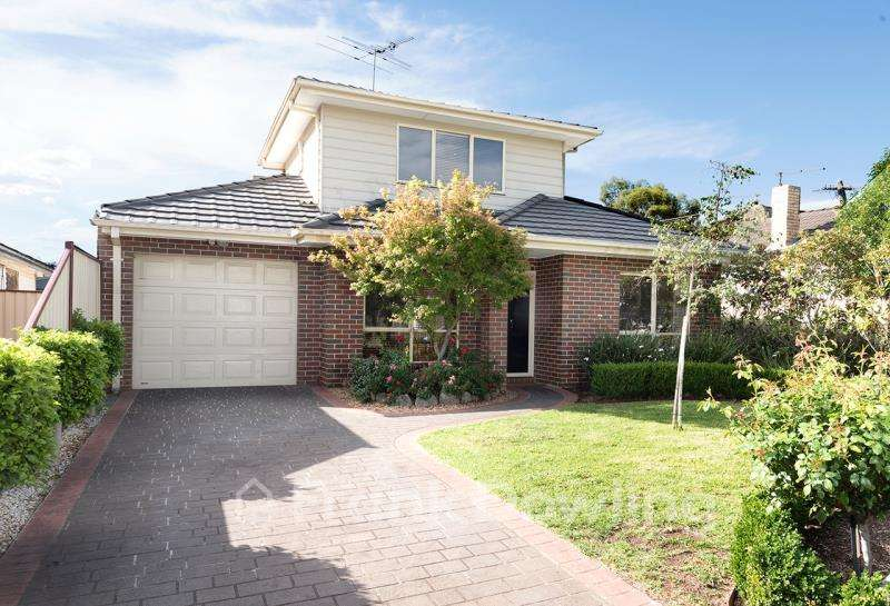 Main view of Homely townhouse listing, 1/10 Francis Street, Oak Park, VIC 3046