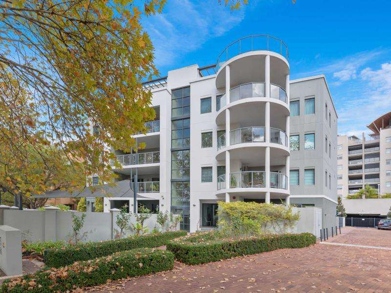 Main view of Homely apartment listing, 7/85 Mill Point Road, South Perth, WA 6151