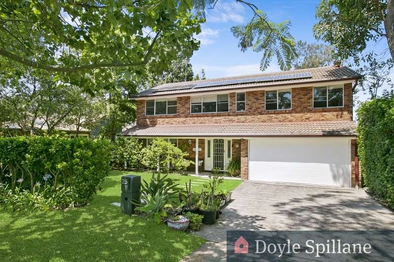 Main view of Homely house listing, 25 Jamieson Parade, Collaroy, NSW 2097