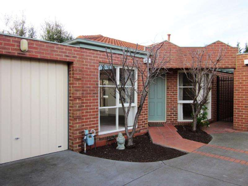 Main view of Homely unit listing, 4/206 Murrumbeena Road, Murrumbeena, VIC 3163
