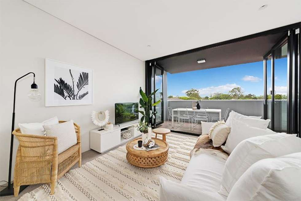 Second view of Homely apartment listing, H1, G04/62 Mobbs Lane, Eastwood NSW 2122