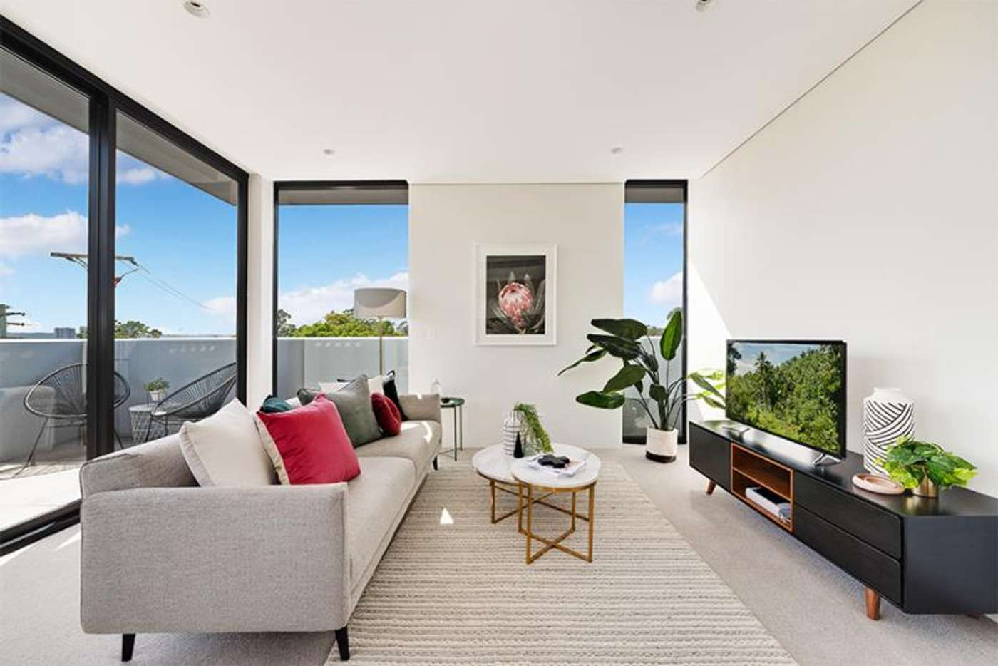 Third view of Homely apartment listing, H4, 105/86 Mobbs Lane, Eastwood NSW 2122