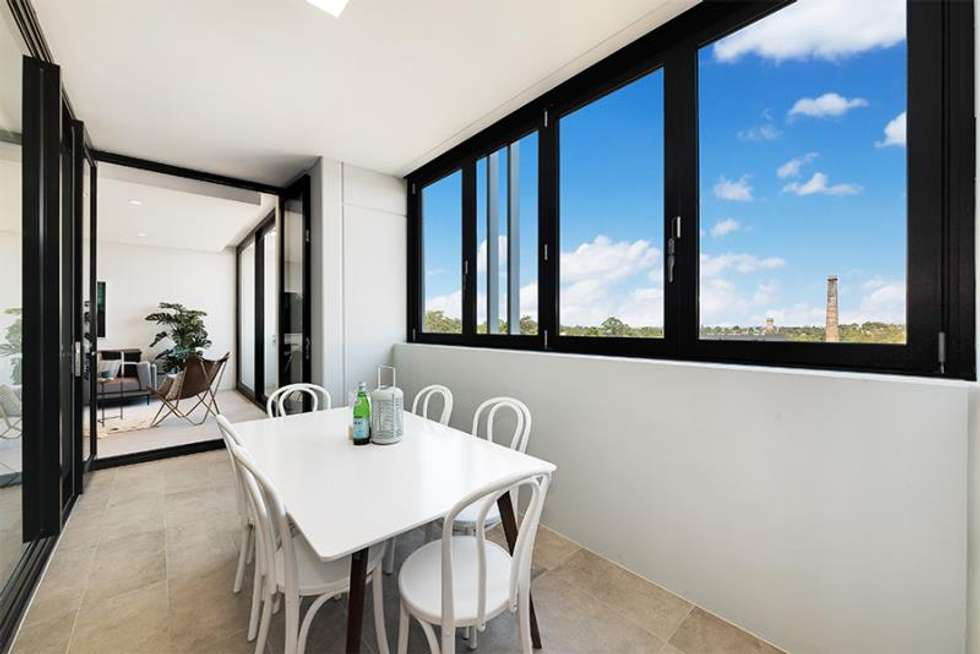 Fourth view of Homely apartment listing, H4, G07/86 Mobbs Lane, Eastwood NSW 2122