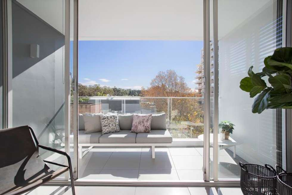 Second view of Homely apartment listing, 56/60-70 William Street, Woolloomooloo NSW 2011