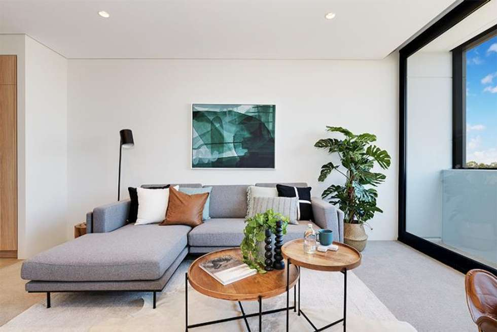 Second view of Homely apartment listing, H3, 107/78 Mobbs Lane, Eastwood NSW 2122