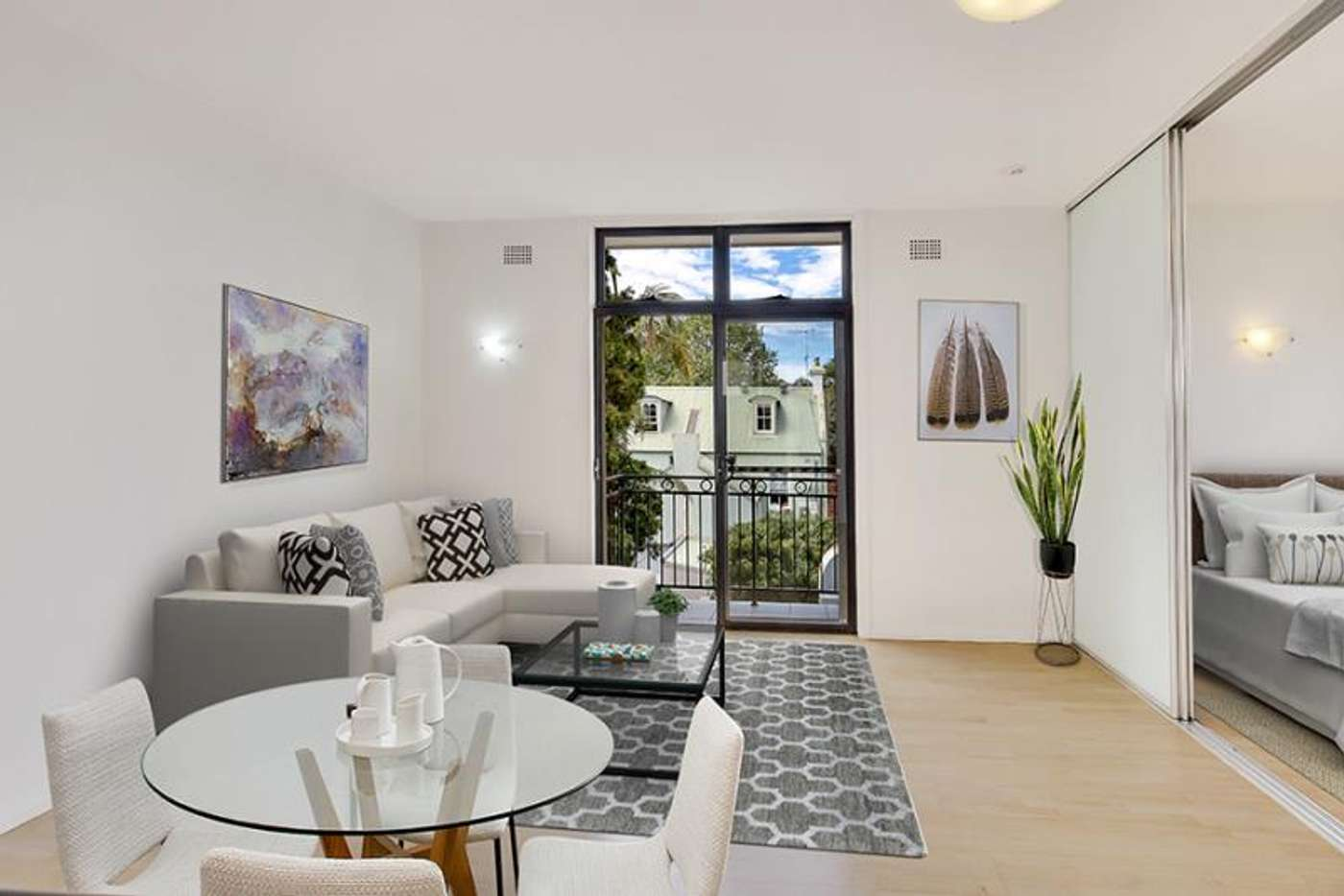 Main view of Homely unit listing, 13/33 Wells Street, Redfern NSW 2016