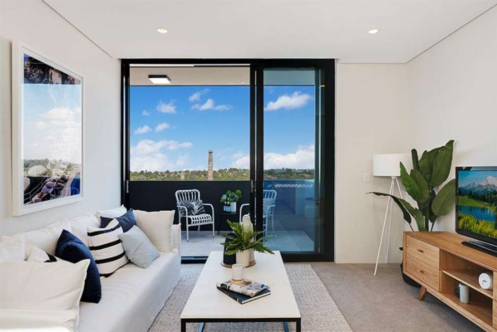 Second view of Homely apartment listing, H4,103/86 Mobbs Lane, Eastwood NSW 2122