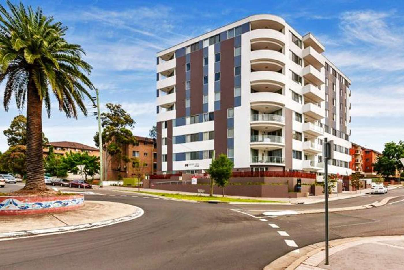 Main view of Homely apartment listing, 604/1 MILL RD, Liverpool NSW 2170