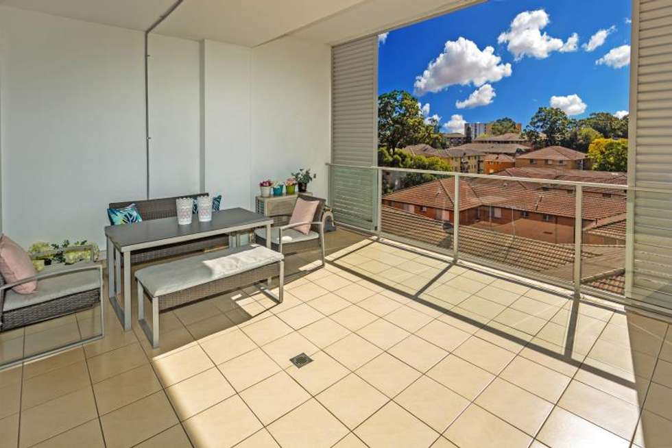 Third view of Homely apartment listing, 604/1 MILL RD, Liverpool NSW 2170