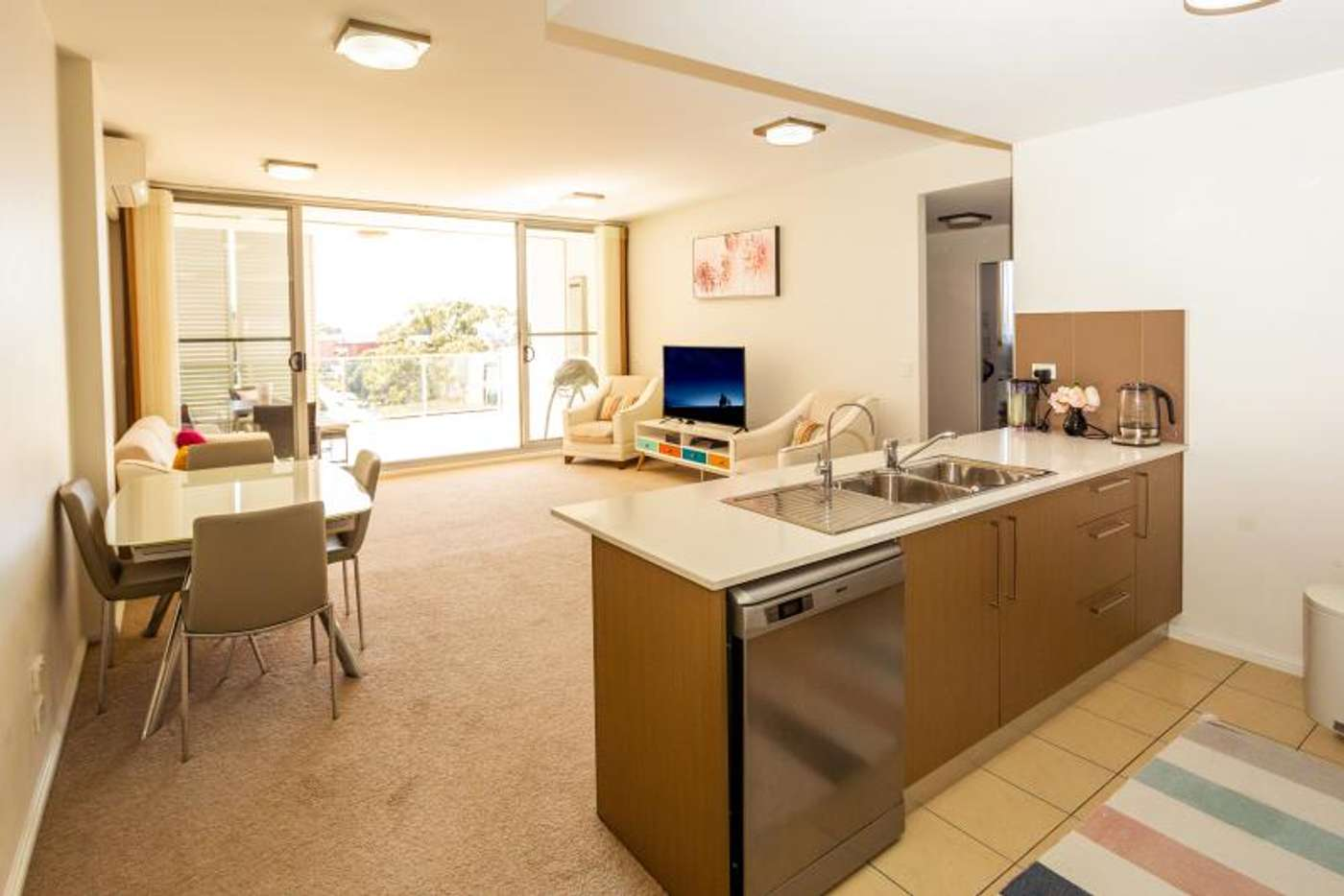Fifth view of Homely apartment listing, 604/1 MILL RD, Liverpool NSW 2170