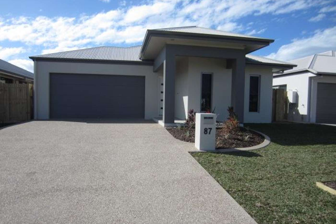 Main view of Homely house listing, 87 Sunhaven Boulevard, Burdell QLD 4818