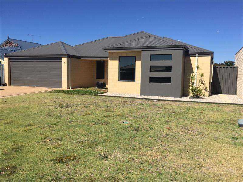 Main view of Homely house listing, 133 Macquarie Drive, Australind, WA 6233