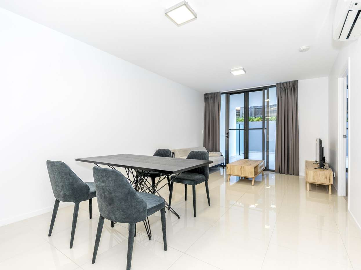 Main view of Homely apartment listing, 105/65 Depper Street, St Lucia, QLD 4067