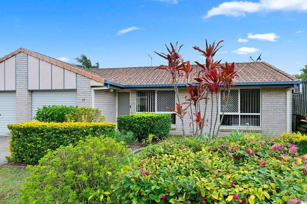 Main view of Homely villa listing, 17/11 Thornlake Court, Tingalpa, QLD 4173