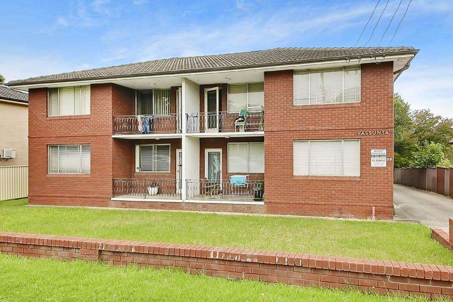 Main view of Homely unit listing, 5/12 Emert Street, Wentworthville, NSW 2145
