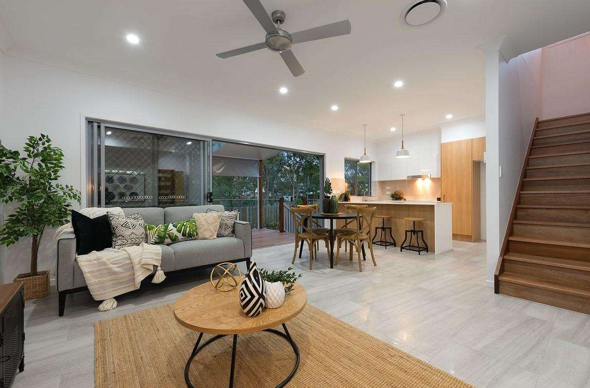 Main view of Homely townhouse listing, 4/180 Old Northern Road, Everton Park, QLD 4053