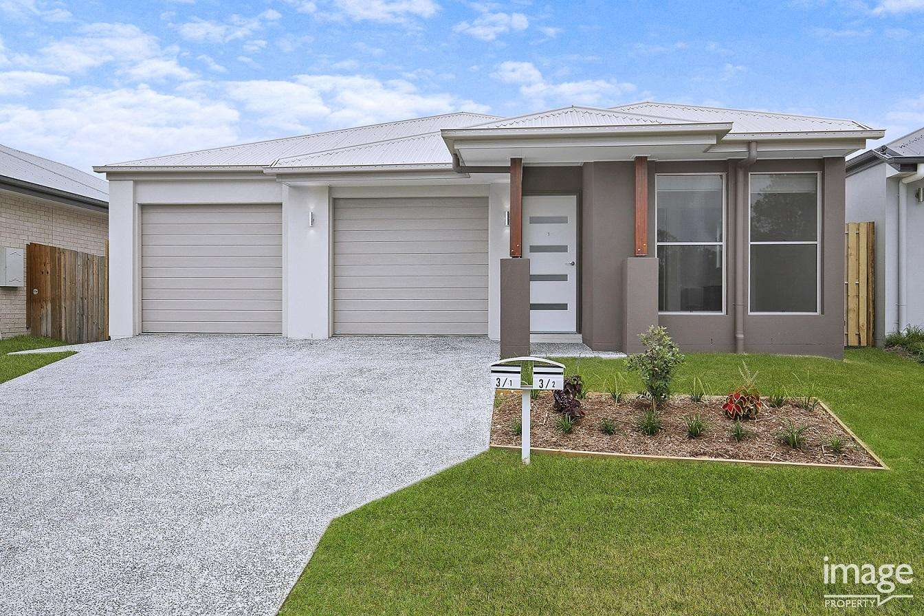 Main view of Homely semidetached listing, 2/3 Prometheus Street, Burpengary, QLD 4505