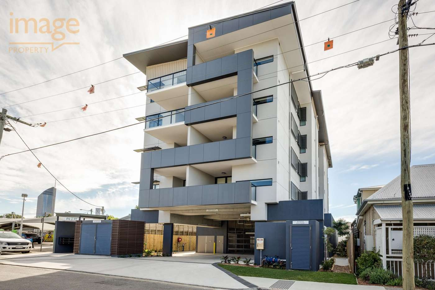 Sixth view of Homely unit listing, 302/24 Bromley Street, Kangaroo Point QLD 4169
