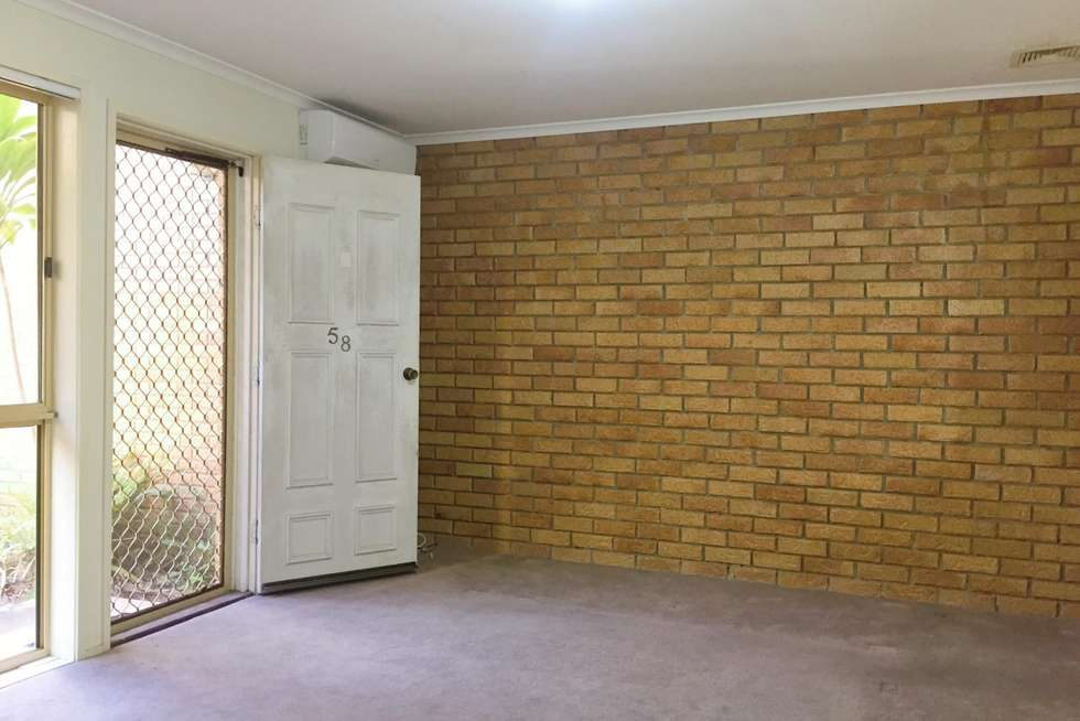 Second view of Homely townhouse listing, 58/30 Glenefer Street, Runcorn QLD 4113