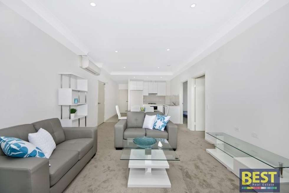Second view of Homely unit listing, 19/11-15 Peggy Street, Mays Hill NSW 2145
