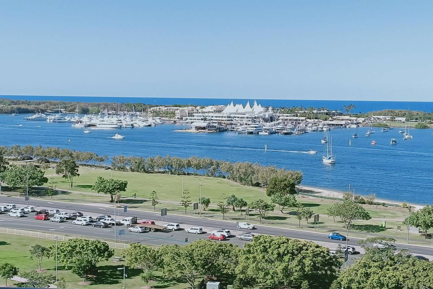 Main view of Homely unit listing, Unit 1410/1 Como Crescent, Southport QLD 4215