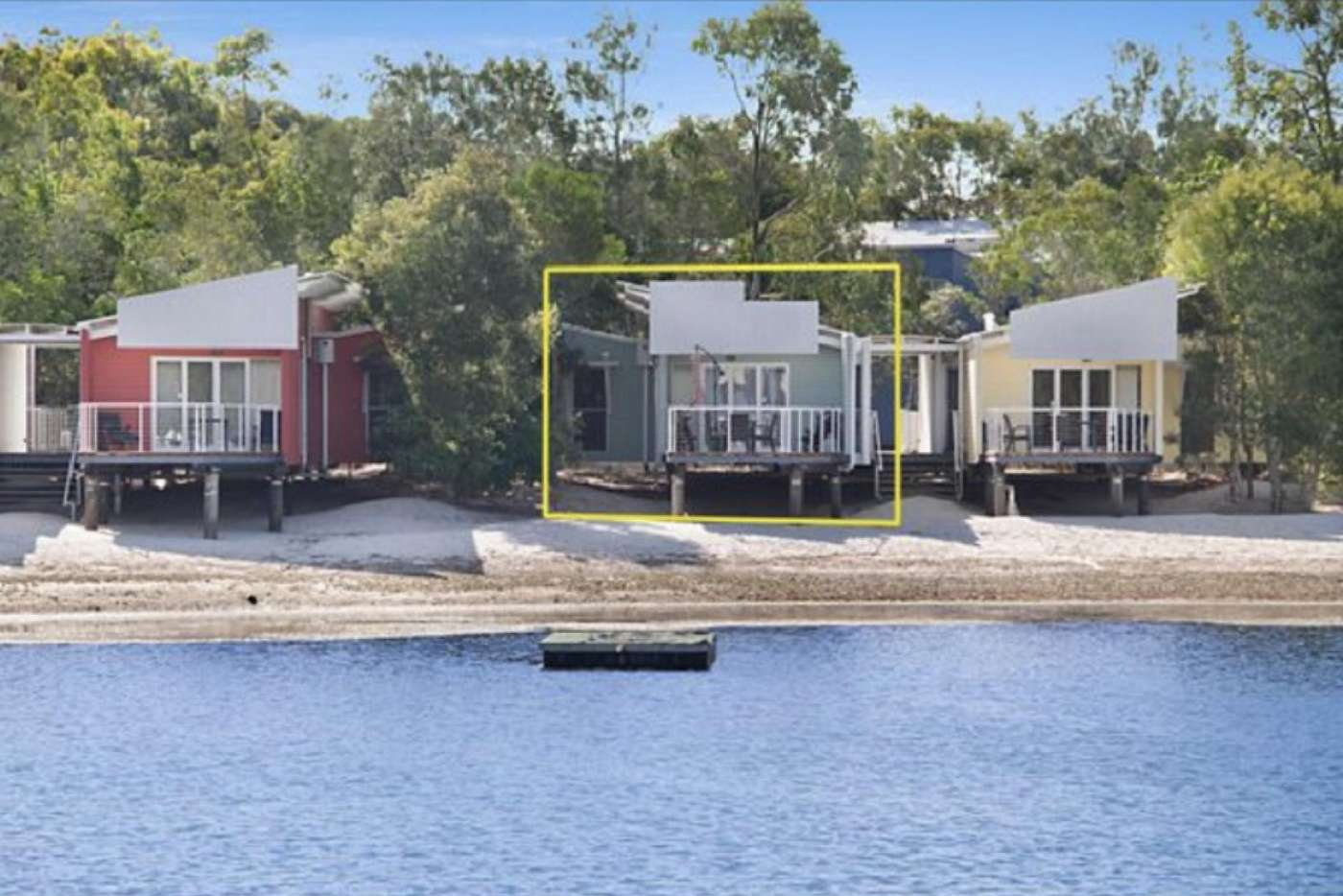 Main view of Homely house listing, 4617 Couran Cove Island Resort, South Stradbroke QLD 4216