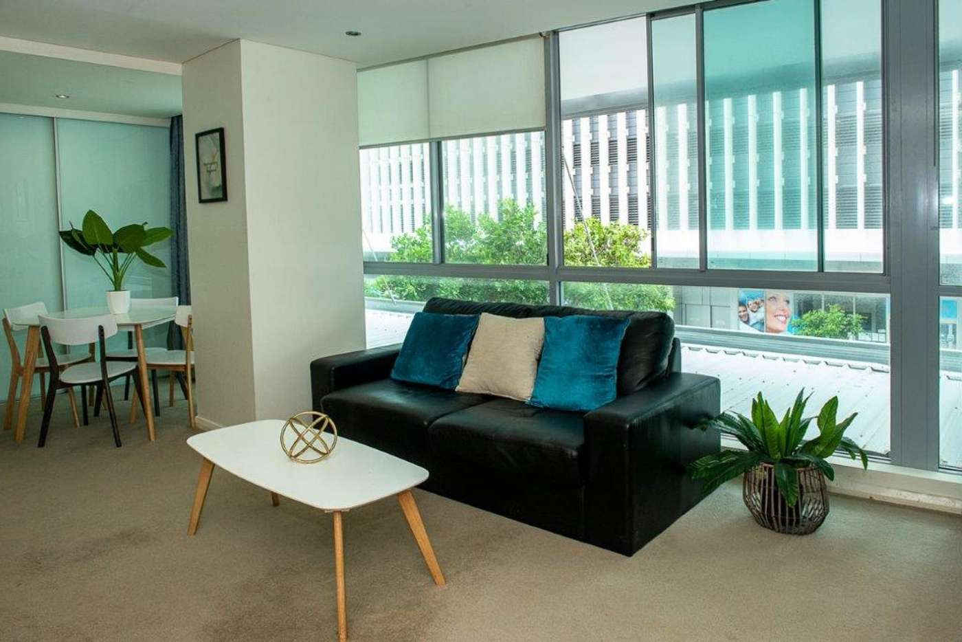 Main view of Homely apartment listing, Unit 519B/1 Como Crescent, Southport QLD 4215
