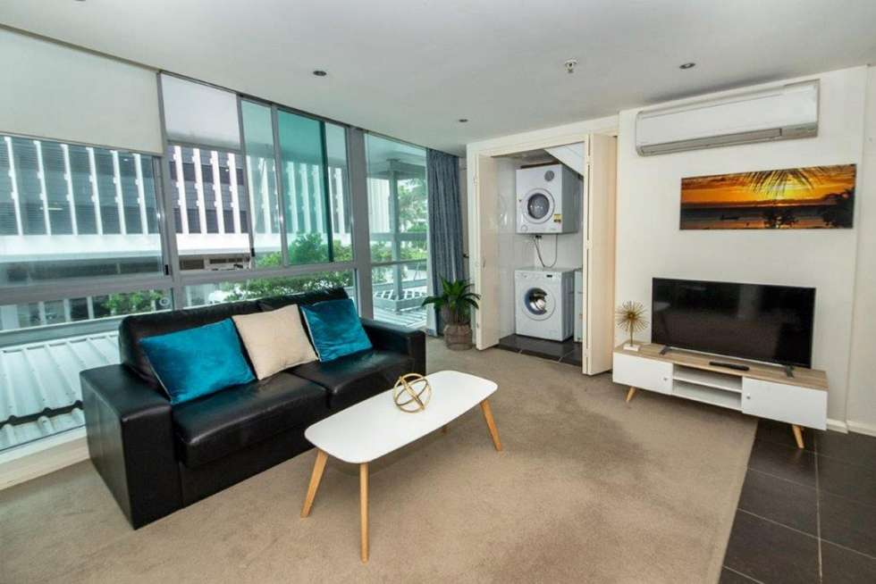 Second view of Homely apartment listing, Unit 519B/1 Como Crescent, Southport QLD 4215