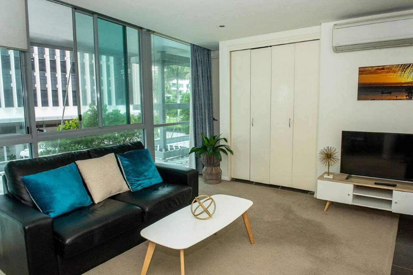 Sixth view of Homely apartment listing, Unit 519B/1 Como Crescent, Southport QLD 4215
