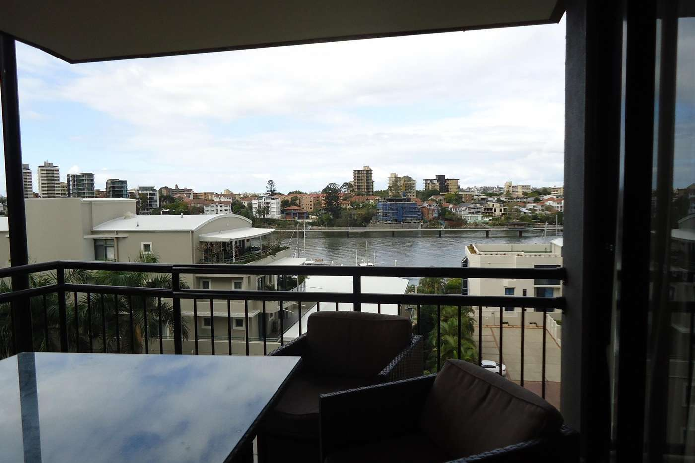 Main view of Homely apartment listing, 57/15 Goodwin Street, Kangaroo Point QLD 4169