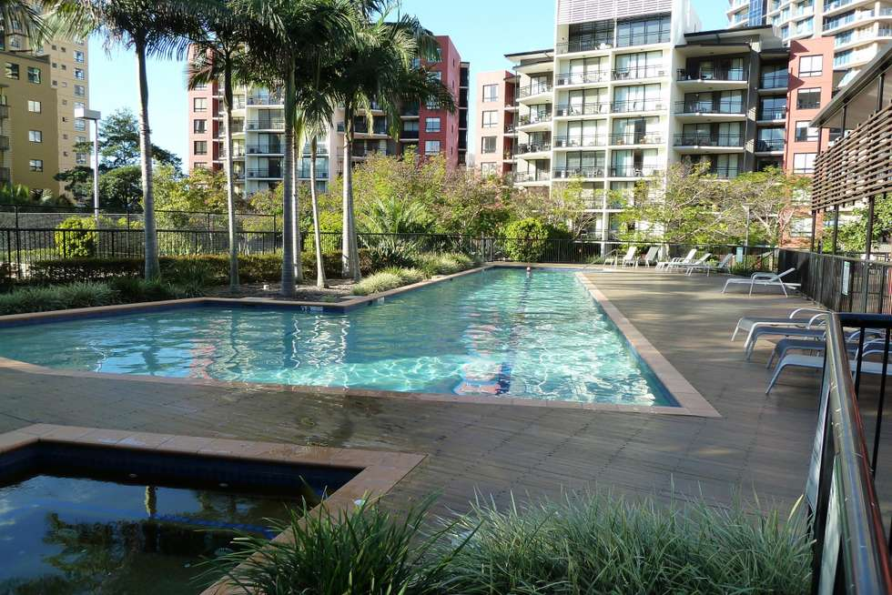 Second view of Homely apartment listing, 57/15 Goodwin Street, Kangaroo Point QLD 4169