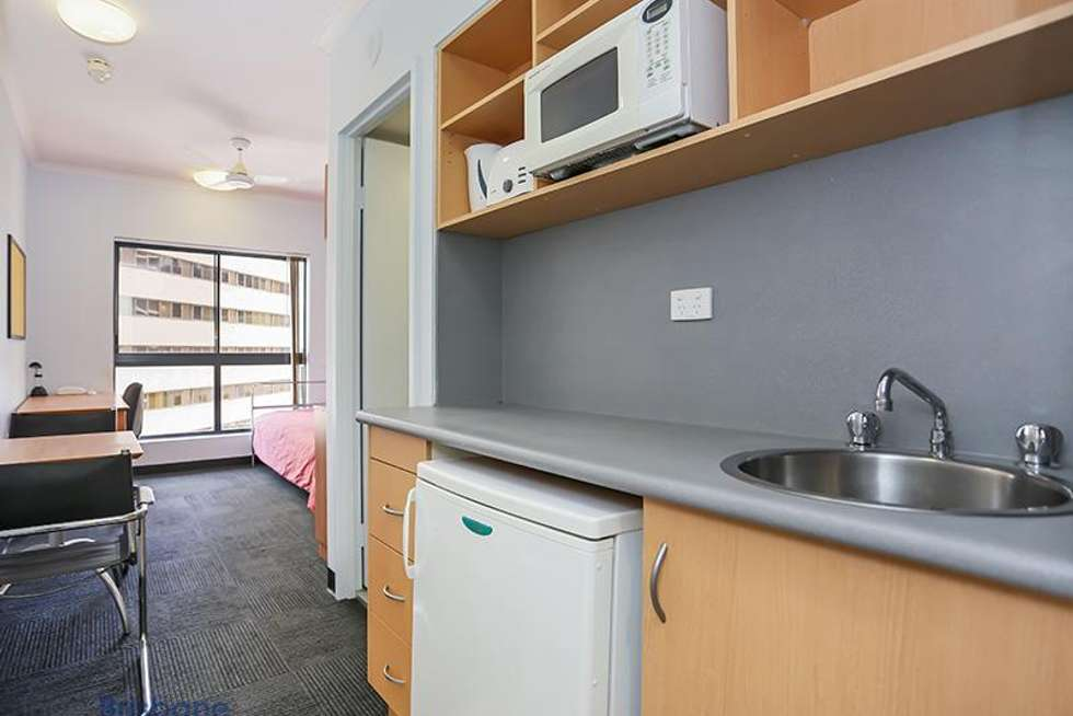Second view of Homely studio listing, 1905/108 Margaret Street, Brisbane QLD 4000