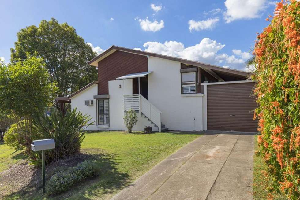 Second view of Homely house listing, 2 DONNINGTON STREET, Carindale QLD 4152