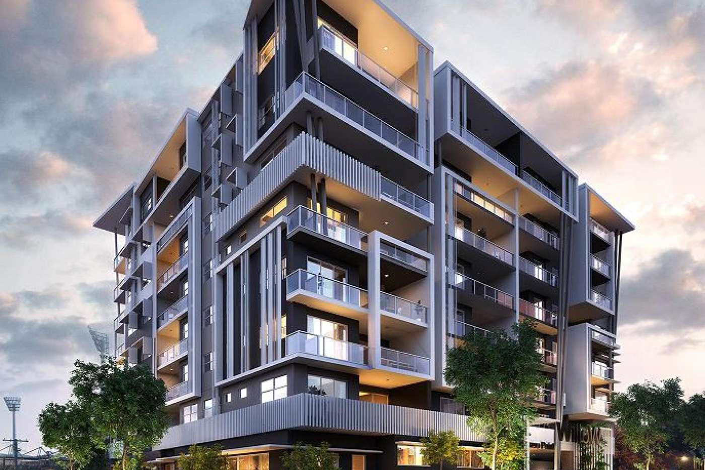 Main view of Homely apartment listing, 26/55 Princess St, Kangaroo Point QLD 4169