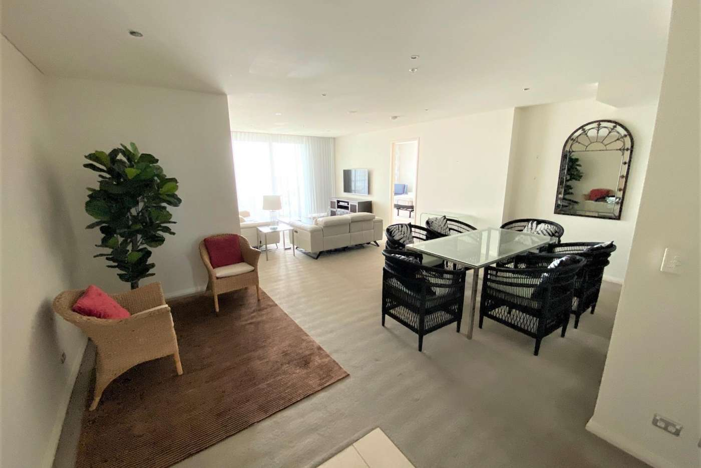 Main view of Homely apartment listing, Unit 1701/1 Como Crescent, Southport QLD 4215