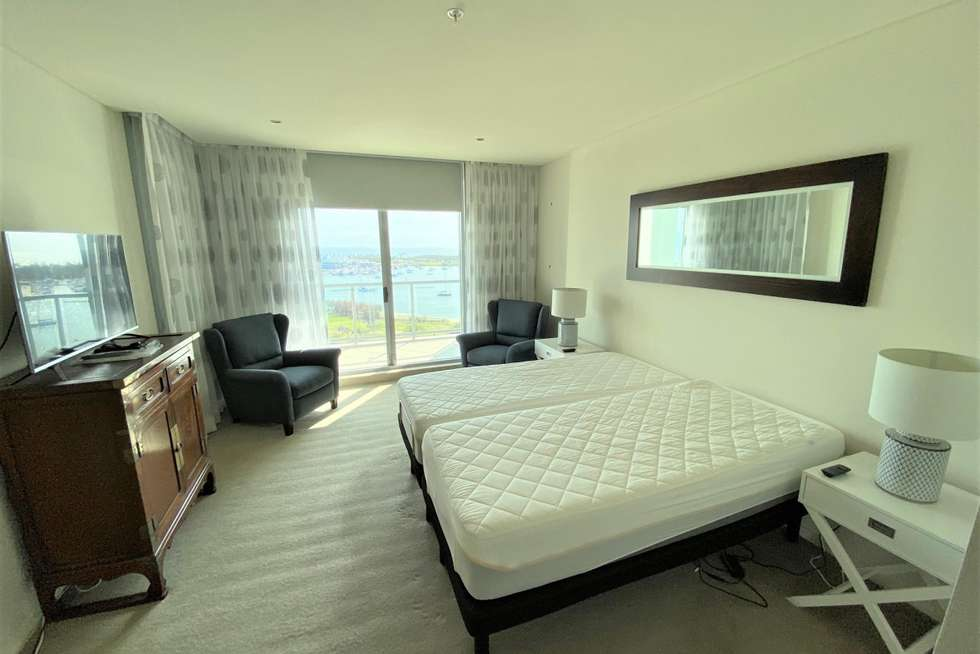 Second view of Homely apartment listing, Unit 1701/1 Como Crescent, Southport QLD 4215