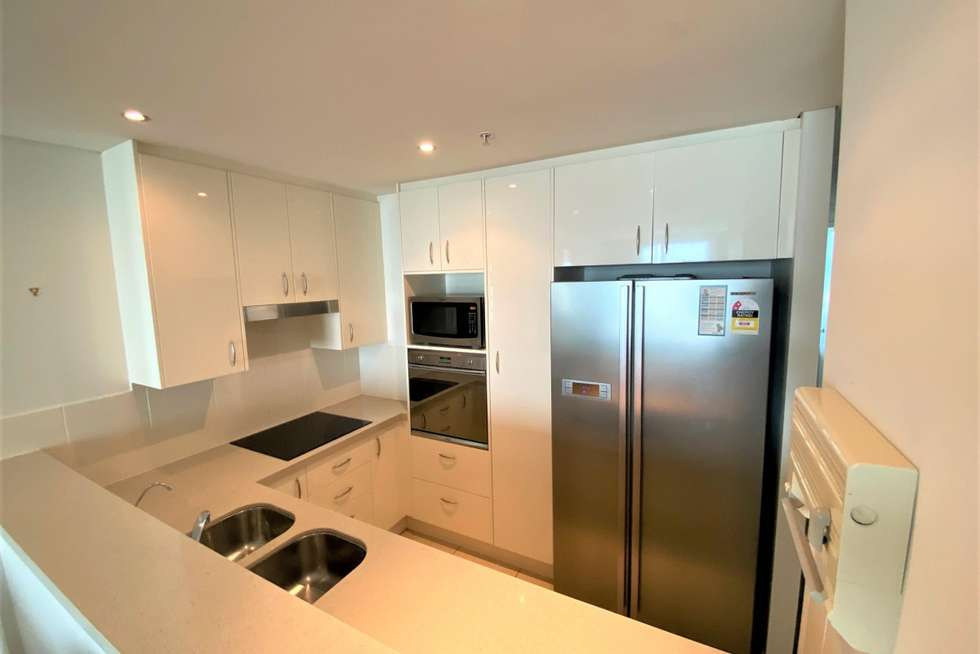 Third view of Homely apartment listing, Unit 1701/1 Como Crescent, Southport QLD 4215