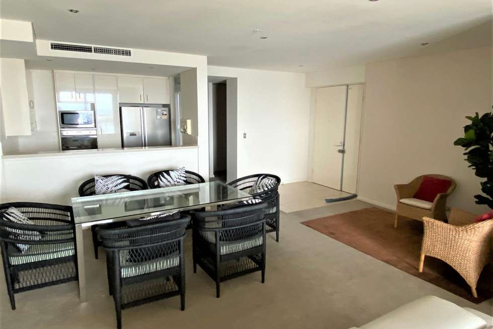 Fourth view of Homely apartment listing, Unit 1701/1 Como Crescent, Southport QLD 4215