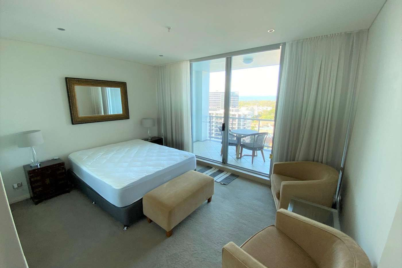 Sixth view of Homely apartment listing, Unit 1701/1 Como Crescent, Southport QLD 4215