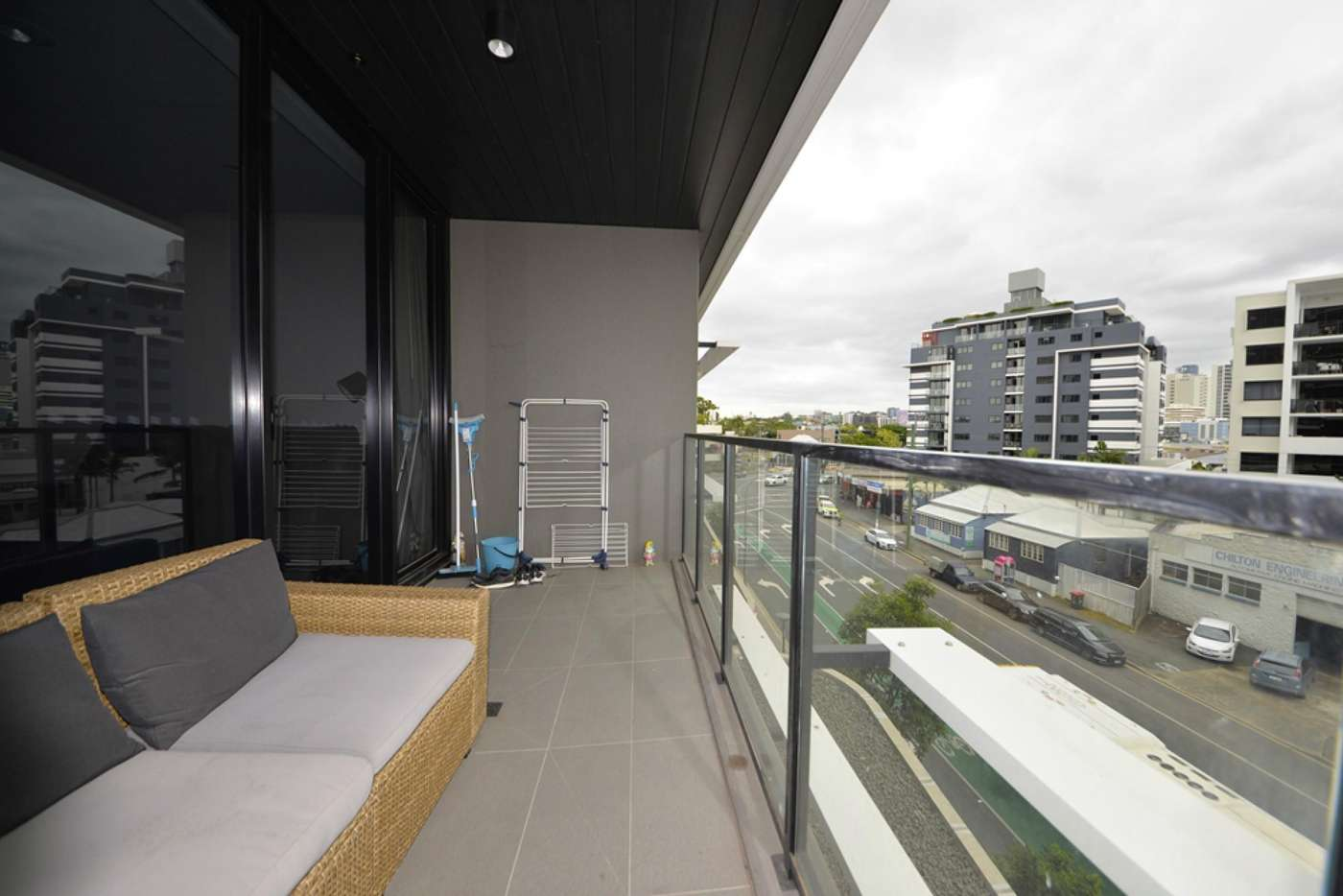 Sixth view of Homely apartment listing, 307/148 Logan Rd, Woolloongabba QLD 4102