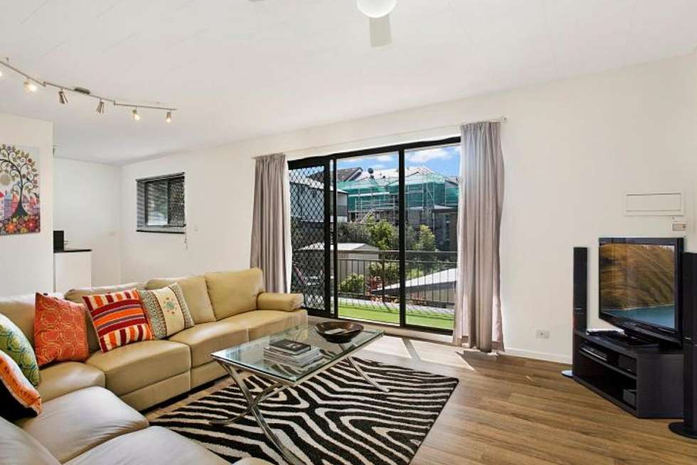 Second view of Homely unit listing, 3/63 Warren St, St Lucia QLD 4067