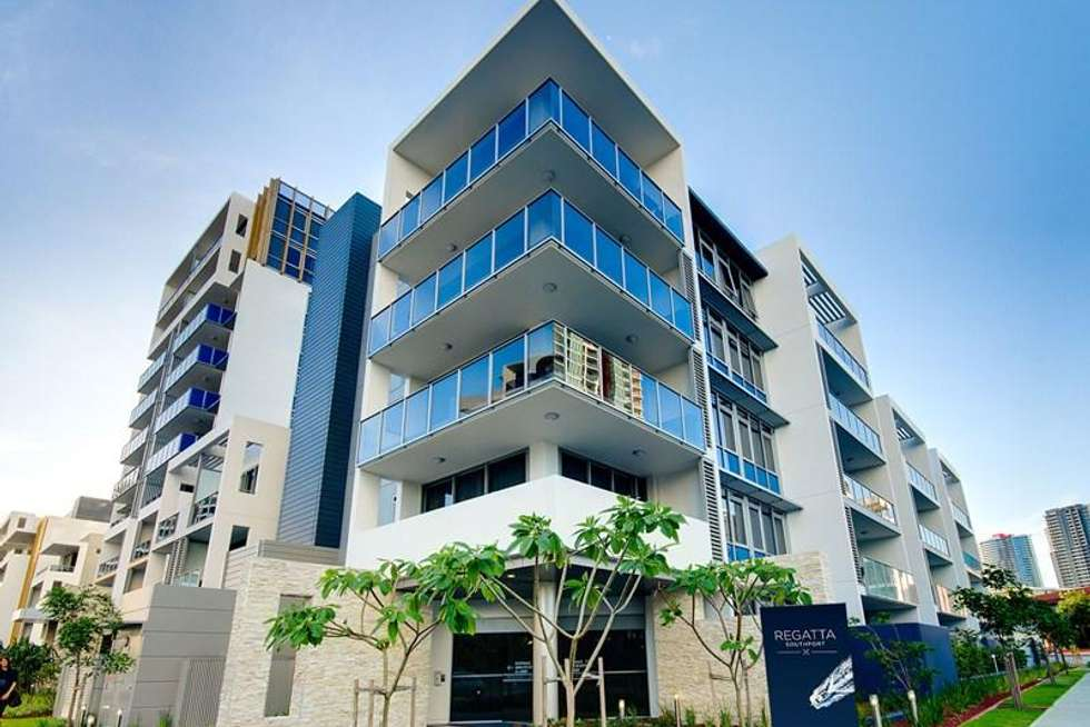 Second view of Homely apartment listing, 6 Aqua, Southport QLD 4215