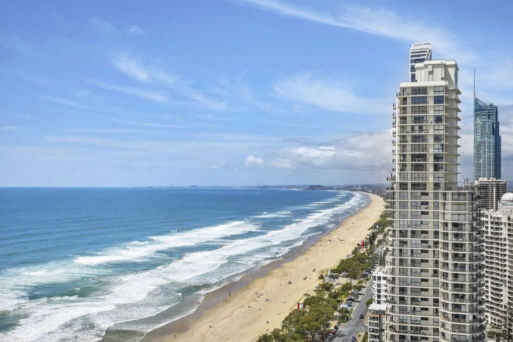 114 Esplanade (Focus Apartments), Surfers Paradise QLD ...