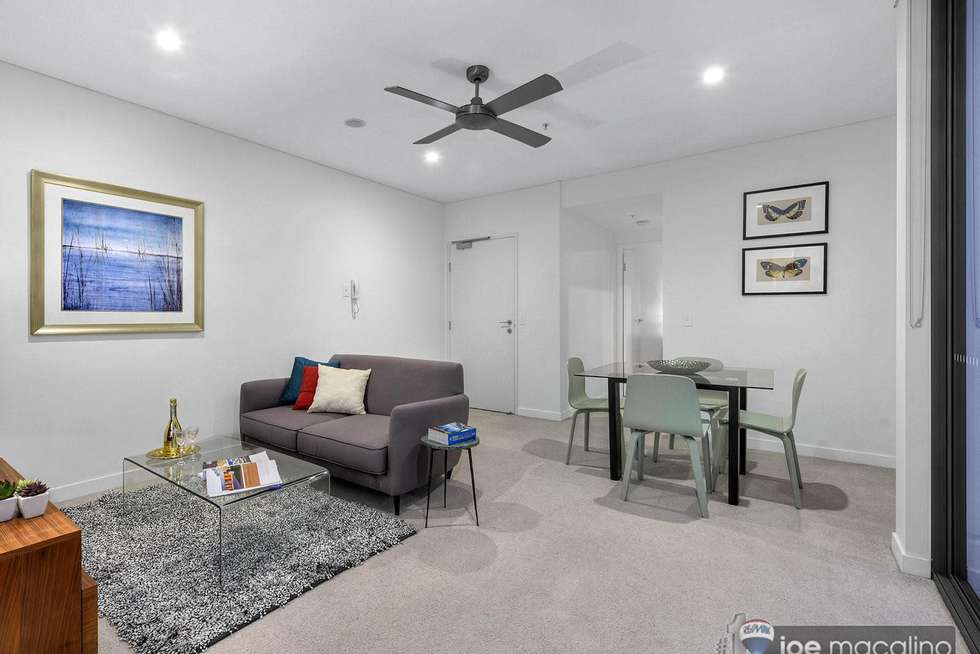 Fifth view of Homely unit listing, 35 Campbell St, Bowen Hills QLD 4006