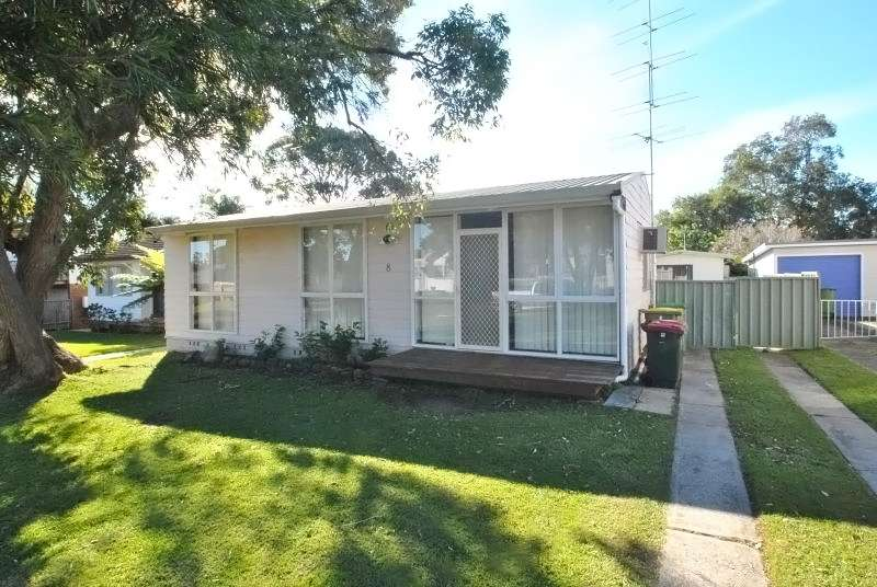 Main view of Homely house listing, 8 Fourth Avenue, Toukley, NSW 2263
