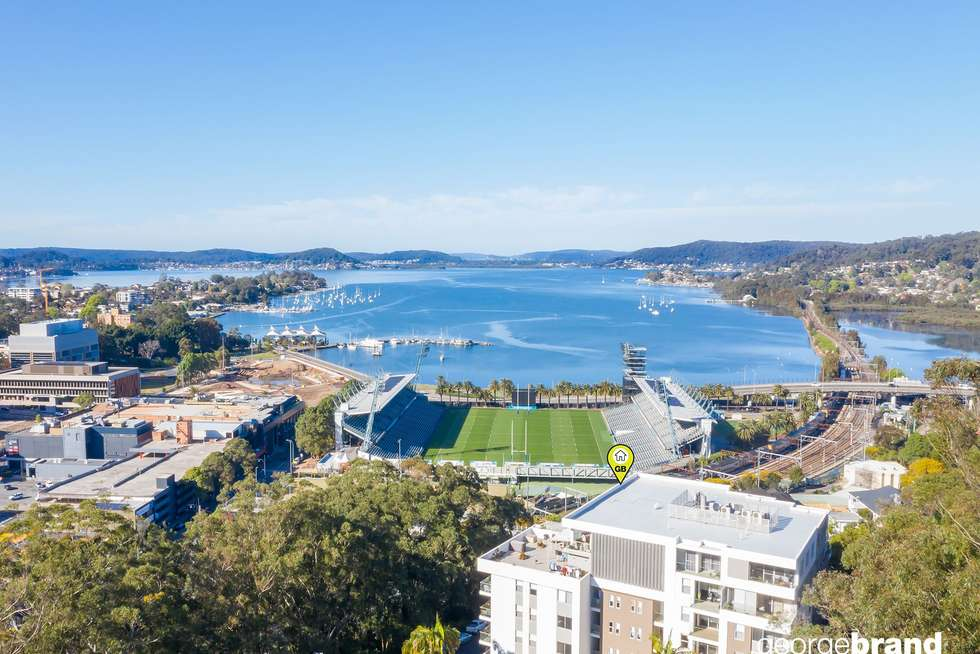 Second view of Homely unit listing, 504/8 Kendall Street, Gosford NSW 2250