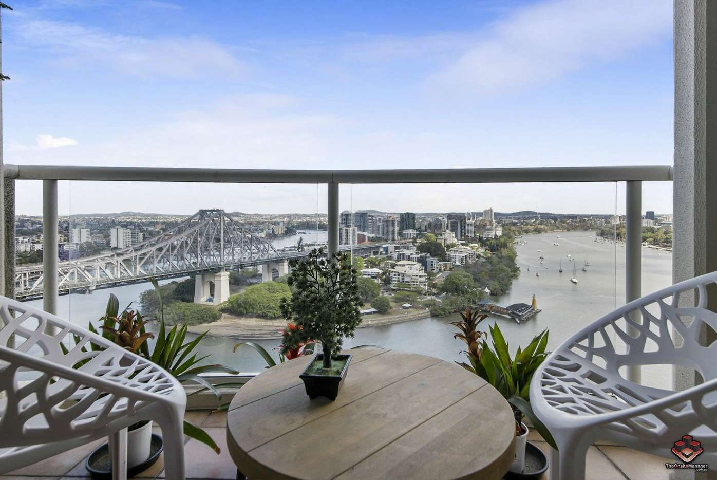 Main view of Homely apartment listing, 139-32 Macrossan Street, Brisbane City, QLD 4000
