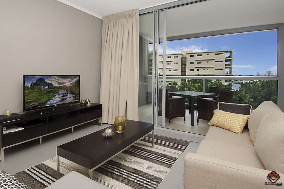 Third view of Homely apartment listing, ID:3907230/ 2 Harbour, Hamilton QLD 4007